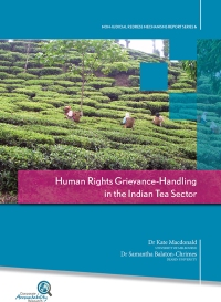 Image result for Human Rights Grievance-Handling Systems in the Indian Tea Sector